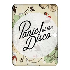 Panic At The Disco Beautifull Floral Samsung Galaxy Tab 4 (10 1 ) Hardshell Case  by Samandel
