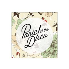 Panic At The Disco Beautifull Floral Satin Bandana Scarf