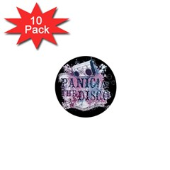 Panic At The Disco Art 1  Mini Magnet (10 Pack)  by Samandel