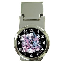Panic At The Disco Art Money Clip Watches by Samandel