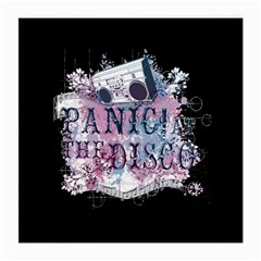 Panic At The Disco Art Medium Glasses Cloth (2 Side) by Samandel
