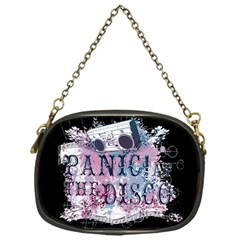 Panic At The Disco Art Chain Purses (one Side)  by Samandel