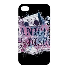Panic At The Disco Art Apple Iphone 4/4s Premium Hardshell Case by Samandel