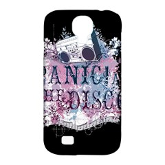 Panic At The Disco Art Samsung Galaxy S4 Classic Hardshell Case (pc+silicone) by Samandel