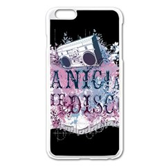 Panic At The Disco Art Apple Iphone 6 Plus/6s Plus Enamel White Case by Samandel