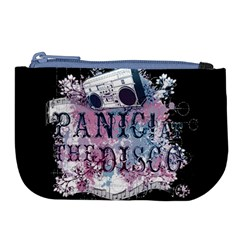 Panic At The Disco Art Large Coin Purse