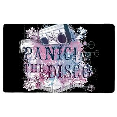 Panic At The Disco Art Apple Ipad Pro 9 7   Flip Case by Samandel