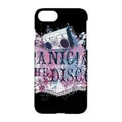 Panic At The Disco Art Apple Iphone 7 Hardshell Case by Samandel