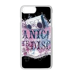 Panic At The Disco Art Apple Iphone 8 Plus Seamless Case (white)