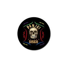 Panic At The Disco Poster Golf Ball Marker (4 Pack) by Samandel