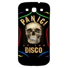 Panic At The Disco Poster Samsung Galaxy S3 S Iii Classic Hardshell Back Case by Samandel