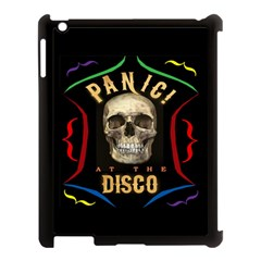 Panic At The Disco Poster Apple Ipad 3/4 Case (black) by Samandel