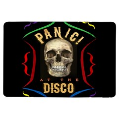 Panic At The Disco Poster Ipad Air Flip by Samandel