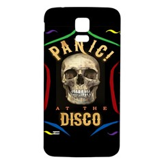 Panic At The Disco Poster Samsung Galaxy S5 Back Case (white) by Samandel