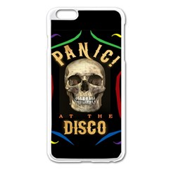 Panic At The Disco Poster Apple Iphone 6 Plus/6s Plus Enamel White Case by Samandel