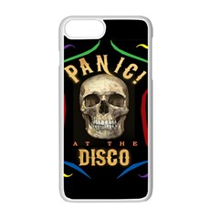 Panic At The Disco Poster Apple Iphone 7 Plus Seamless Case (white) by Samandel