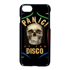 Panic At The Disco Poster Apple Iphone 7 Seamless Case (black) by Samandel