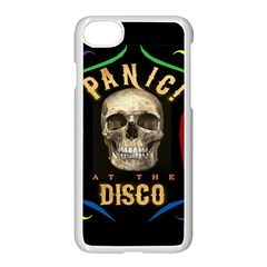 Panic At The Disco Poster Apple Iphone 7 Seamless Case (white) by Samandel