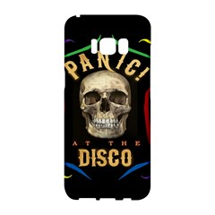 Panic At The Disco Poster Samsung Galaxy S8 Hardshell Case