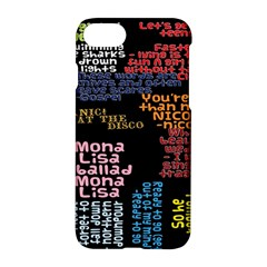 Panic At The Disco Northern Downpour Lyrics Metrolyrics Apple Iphone 8 Hardshell Case