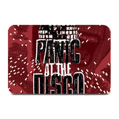 Panic At The Disco Poster Plate Mats by Samandel