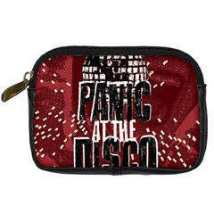 Panic At The Disco Poster Digital Camera Cases