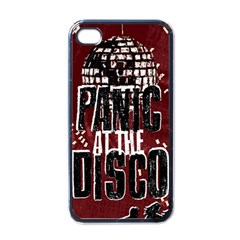 Panic At The Disco Poster Apple Iphone 4 Case (black) by Samandel