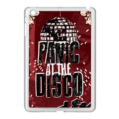 Panic At The Disco Poster Apple Ipad Mini Case (white) by Samandel