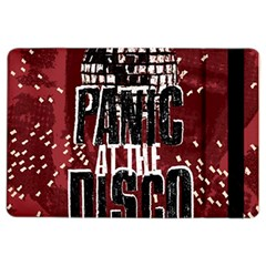 Panic At The Disco Poster Ipad Air 2 Flip by Samandel