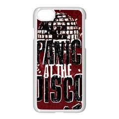 Panic At The Disco Poster Apple Iphone 8 Seamless Case (white)