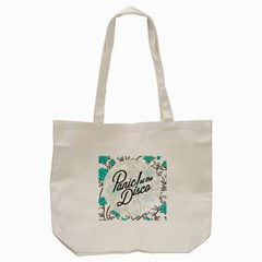 Panic At The Disco Quote Tote Bag (cream) by Samandel