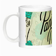Panic At The Disco Quote Night Luminous Mugs