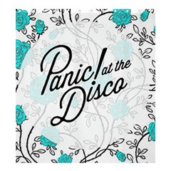 Panic At The Disco Quote Shower Curtain 66  X 72  (large)  by Samandel