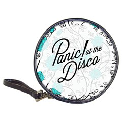 Panic At The Disco Quote Classic 20 Cd Wallets by Samandel