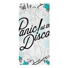 Panic At The Disco Quote Shower Curtain 36  X 72  (stall)  by Samandel
