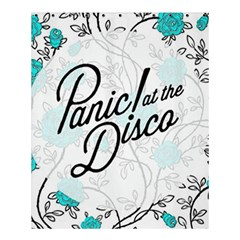 Panic At The Disco Quote Shower Curtain 60  X 72  (medium)  by Samandel