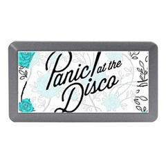 Panic At The Disco Quote Memory Card Reader (mini) by Samandel