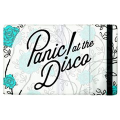 Panic At The Disco Quote Apple Ipad 3/4 Flip Case by Samandel