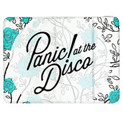 Panic At The Disco Quote Samsung Galaxy Tab 7  P1000 Flip Case by Samandel