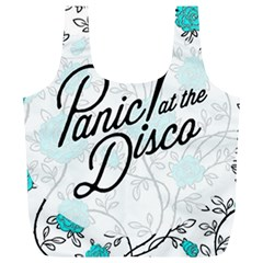 Panic At The Disco Quote Full Print Recycle Bags (l)  by Samandel