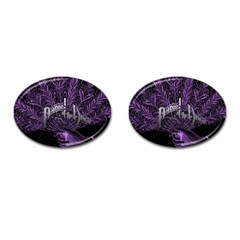 Panic At The Disco Cufflinks (oval) by Samandel