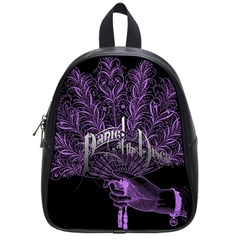 Panic At The Disco School Bag (small) by Samandel