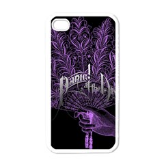 Panic At The Disco Apple Iphone 4 Case (white)