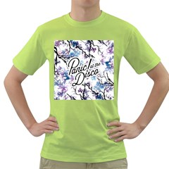 Panic! At The Disco Green T Shirt