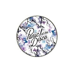 Panic! At The Disco Hat Clip Ball Marker (4 Pack) by Samandel