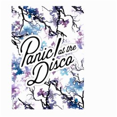 Panic! At The Disco Large Garden Flag (two Sides) by Samandel