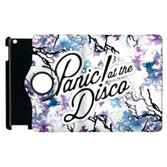 Panic! At The Disco Apple Ipad 2 Flip 360 Case by Samandel
