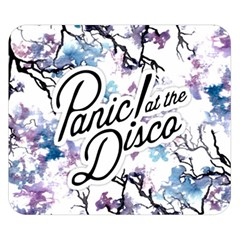 Panic! At The Disco Double Sided Flano Blanket (small)  by Samandel