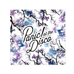 Panic! At The Disco Small Satin Scarf (square)