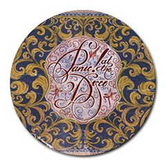 Panic! At The Disco Round Mousepads by Samandel